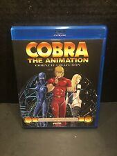 Cobra: The Animation (Blu-ray Disc, 2016, 3-Disc Set) Anime Collection