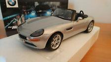 """1:18 Kyosho  BMW  Z8  James Bond 007  Silver """"Like New"""""""