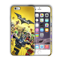 The LEGO Batman Movie Iphone 4 4s 5 5s 5c SE 6 6s 7 8 X XS Max XR Plus Case 07
