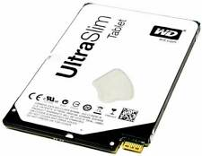 Western Digital SSHD UltraSlim - 500GB + 16GB SSD - PC / Tablet con Adaptador