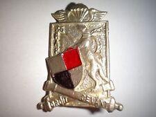 Indochina War French 35th PARACHUTE ARTILLERY REGIMENT Metal Badge