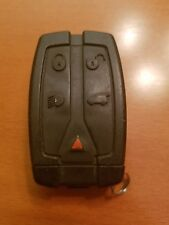 LAND ROVER LR2 FIVE BUTTON KEYLESS ENTRY REMOTE FOB. GENUINE LAND ROVER OEM.