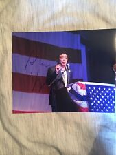 Andrew Yang Signed Autographed 8x10 Photo Politics President 2020? Proof