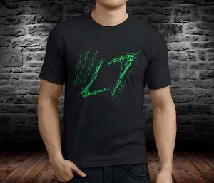 New Popular L7 Band Hands Men's Black T-shirt Size S-3XL