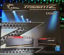 G.SKILL TridentZ Series 16GB (2 x 8GB) DDR4 3600 CL16 Samsung B-die