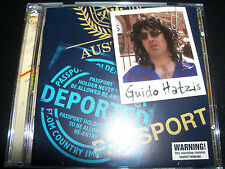 Guido Hatzis Deported Australian Comedy 2 CD - Like New
