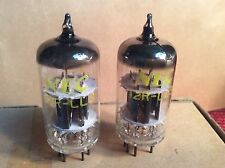 (2) 12RLL3 NEC High Testing Grade Tube Akin Of 12AX7 12AV7 12AT7 ECC83 5965 7062