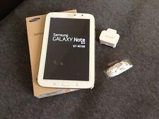 Samsung Galaxy Note GT-N5100,+4G  White 16GB, Wi-Fi..(Unlocked), 8in Boxed