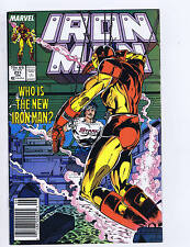 Iron Man #231 Marvel 1988