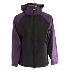 VOLCOM Men's INDUSTRIAL Snow Jacket - Black - Size Small - NWT