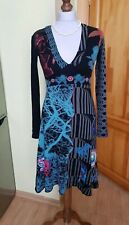 Beautiful Womens Dress From Desigual. Size S/8/10 UK. Very good Condition.