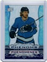 2020-21 Upper Deck Tim Hortons NHL Hockey - Clear Cut Phenoms Kyle Connor # CC11