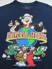UNIVERSAL STUDIOS Popeye Beetle Bailey Hagar The Horrible T Shirt Size S