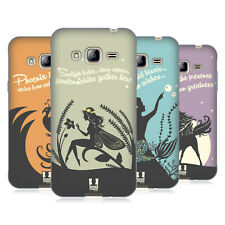 HEAD CASE DESIGNS MYTHICAL PARADISE SOFT GEL CASE FOR SAMSUNG PHONES 3