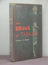 1st, The Drums of Tapajos by Colonel S P Meek (1961) Avalon Books, classic SF
