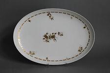 Rosenthal Romanze in Gold ovale Platte Schale L.= ca. 34,5 cm Dekor 3508
