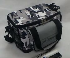 Pflueger CAMO Tackle Bag Include 5x Tackle Box Stowaways Brand New