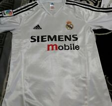 Raul Signed Real Madrid Jersey 2004/2005+ Coa