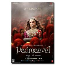 Padmaavat 24x36inch Indian Movie Silk Poster Cool Gifts Shop Room Decal