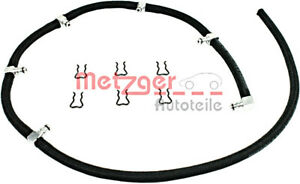 Metzger Fuel Overflow Hose For MERCEDES S210 S211 W210 W211 W220 6480700032