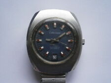 Vintage gents wristwatch CARRONADE automatic watch working ETA 2783 swiss