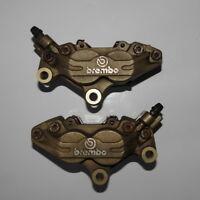 Ducati ST4 ST4s 996 998 Étriers de Frein Avant BREMBO Front Brake Callipers