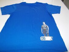 NEWCASTLE KNIGHTS - OFFICIAL KOOGA DANNY BUDERUS #9 T-SHIRT - LARGE - NFL