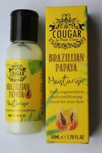 Cougar by Paula Dunne Brazilian Papaya Daily Boost Face Moisturiser 50ml