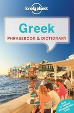 Lonely Planet Greek Phrasebook & Dictionary by Lonely Planet (English) Paperback