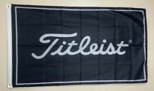 Titleist Golf Banner 3x5 Ft Flag Garage Shop Man Cave Wall Decor Advertising