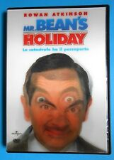 dvd rowan atkinson mr bean's holiday willem dafoe emma de caunes steve bendelack