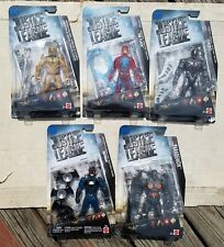 Justice League Movie Basic Action Figures Wave 4 Complete Set Of 5 Mattel 2017