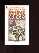 THE RACE FOR THE RHINE BRIDGES ,  A. McKee 1st   UK  SB  VG