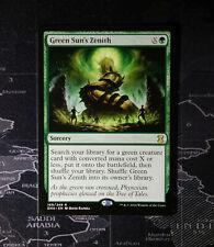 Green Sun's zenith   nm   Eternal masters Magic mtg Legacy comandante EDH Vintage
