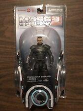 Mass Effect 3 Series 1 Commander Shepard 7 INCH Action Figure Big Fish Toys NIB