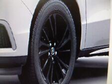"Acura 2017-2018 MDX 20"" 10-Spoke Berlina Black  08W20-TZ5-200A  Japan Made!! OE"