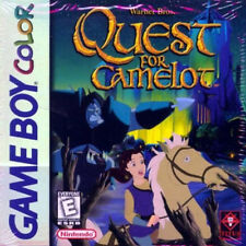 Quest For Camelot GBC New Game Boy Color