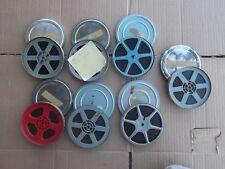 7 VINTAGE 8mm/ Super 8 mm STAG ADULT FILMS 60's, 70's B/W & COLOR