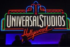 Universal Studios Hollywood FRIDGE MAGNET (2 x 3 inches)(AB)