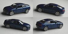 Majorette - Audi A5 Coupe blaumet.