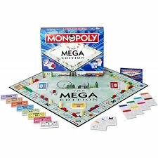 Monopoly The Mega Edition Board Game Brand New and Authentic