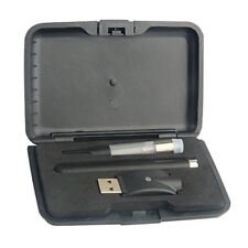 SLIMLINE Buttonless Vape Pen Kit - Black - Best For Oil