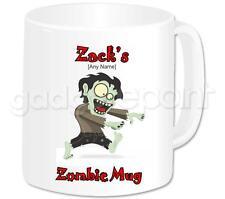 Personalizzato Zombie Tazza Tazza Grande Novità Divertente Regalo Idea regalo di Halloween # 4