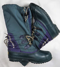 SOREL Freestyle Women Tall Boots Winter Sports Canada Snow Cold Waterproof US 8