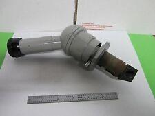 MICROSCOPE PART OLYMPUS JAPAN MONOCULAR HEAD OPTICS AS IS BIN#N9-02