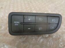 FIAT GRANDE PUNTO menu altezza, anteriore e posteriore per Nebbia Interruttore Luce Pulsanti 2006-2010