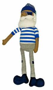 Pillowfort Figural Captain Throw Pillow - Oeko-Tek - Standard 100 - 2019 - Plush