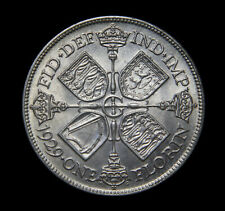More details for george v 1929 florin about unc (aunc)