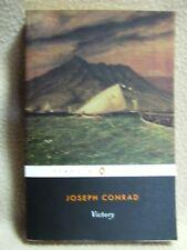 Victory by Joseph Conrad. Penguin Classics paperback 1996