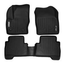 Maxliner 2013-2019 Ford Escape C-Max Floor Mats 2 Row Set Black A0115/B0115